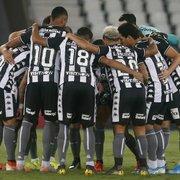 Botafogo x Avaí terá transmissão do SporTV e do Premiere