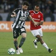 ATUAÇÕES FN: Gatito compromete, Alex Santana vai mal. Marcelo e João Paulo são os melhores no Botafogo