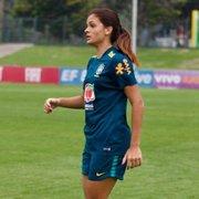 Futebol feminino: Gaby Louvain, do Botafogo, é convocada para Seleção Brasileira sub-17