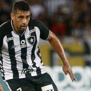 Diego Souza, Rhuan e Marcelo são as novidades do Botafogo para encarar o Corinthians