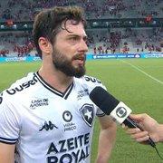 Besiktas avança em negociação por João Paulo e deve enviar proposta ao Botafogo esta semana