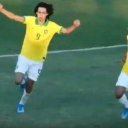 Joia do Botafogo brilha em vitória do Brasil no Sul-Americano sub-15 e assume artilharia