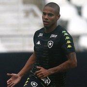 Volante Rickson interessa ao América-MG e pode ser emprestado pelo Botafogo