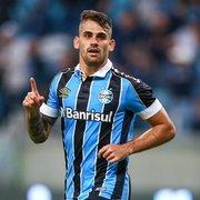 Botafogo sondou Everaldo e 'desistiu' de Blandi antes de negociar com Vizeu