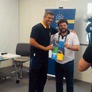 Treinador do Sub-20 do Botafogo, Marcos Soares conclui o curso de Licença PRO da CBF