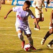Reforço do Botafogo: 'Sempre vejo vídeos do Messi e do Neymar. São os caras que tento seguir'