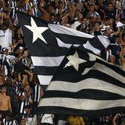 Botafogo abre pesquisa para escolha do nome do novo programa de sócio-torcedor