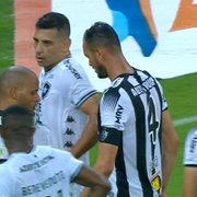 Diego Souza e Cícero ficam suspensos e podem ter se despedido do Botafogo; Luiz Fernando também recebe 'férias'