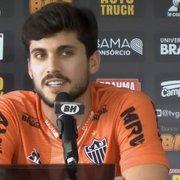 Igor Rabello torce por volta de Gabriel, do Botafogo, ao Atlético-MG: 'É craque'