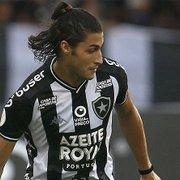 Botafogo deve quase R$ 1,6 milhão ao Corinthians; dívida seria perdoada na venda de Marcinho