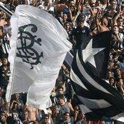 A incrível má vontade da mídia com o Botafogo