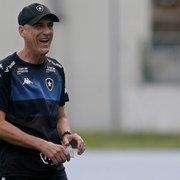 Flavio Tenius elege jogos marcantes no Botafogo e crê em bom ano com Autuori: 'É um dos melhores'