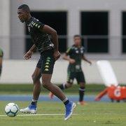 Kanu inicia 2020 motivado e com força total por mais oportunidades no Botafogo
