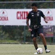 Insatisfeito, Botafogo coloca grupo de jovens em lista de empréstimo. Há quatro nomes