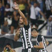 Limitação do elenco torna Pedro Raul fundamental para o Botafogo
