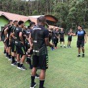 É difícil fazer previsões sobre o começo de ano do Botafogo. Falta referência no ataque!