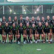 Botafogo fecha preparação para o retorno do Brasileirão Feminino: 'Não está abaixo de nenhuma equipe'