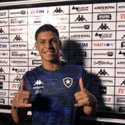 Observado pela Juventus, Luis Henrique, do Botafogo, entra na mira do Leicester City