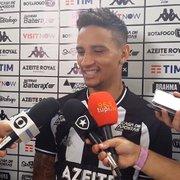 Apresentado pelo Botafogo, Luiz Otávio vê Cícero como referência dentro e fora de campo: 'Parece bastante'