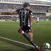Na mira do Internacional, Marcinho tem interesse em deixar o Botafogo, diz Paulo Autuori à imprensa gaúcha