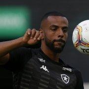 Fora dos planos do Botafogo, Ruan Renato tem propostas de Portugal e da Série B do Brasileiro