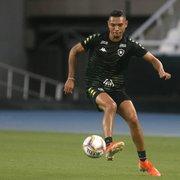 Luiz Fernando viaja com delegação do Botafogo, mas segue como dúvida