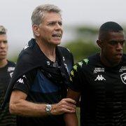 Paralisação do futebol pelo coronavírus interrompe busca por zaga ideal no Botafogo