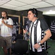 AO VIVO! Assista ao amistoso sub-17 e à apresentação oficial de Honda ao Botafogo no Estádio Nilton Santos