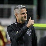 Rodrigo Santana e assessoria de Dorival Júnior negam acerto com Botafogo