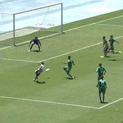 VÍDEO: Hugo, da base do Botafogo, dá assistência espetacular de letra em amistoso