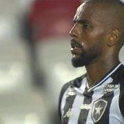 (OFF) Dispensado pelo Botafogo, Ruan Renato está próximo da Ponte Preta