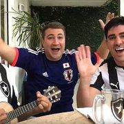 Após música viralizar, Marcelo Adnet revela empolgação com chegada de Honda no Botafogo: 'Vai dar samba'