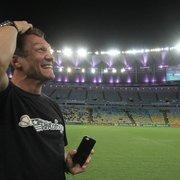 Artilheiro da Conmebol, Sinval recorda final do Botafogo contra Peñarol: 'Marcou minha vida'