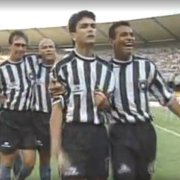 Quarentena Alvinegra: Botafogo massacrou o Corinthians em 1999
