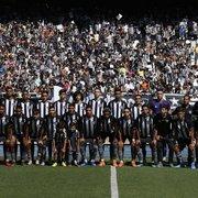 Base: Botafogo estreia no Brasileirão sub-17 nesta quarta contra o Palmeiras fora. SporTV transmite