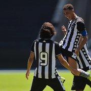 Botafogo está perto de assinar primeiro contrato profissional de Kauê, joia da base