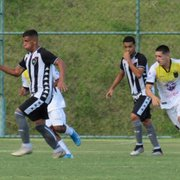 Base: Botafogo estreia no Campeonato Carioca Sub-20 com empate contra o Volta Redonda