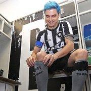 Felipe Neto diz que só cobrará Botafogo por ajuda na contratação de Rafael quando clube virar S/A e se recuperar