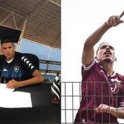 Base: Botafogo fecha contratações de Vitinho e Rikelmi para a equipe sub-20
