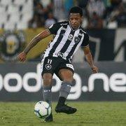 Botafogo se aproxima de vender Bochecha para o Juventude e manter 50% dos direitos econômicos