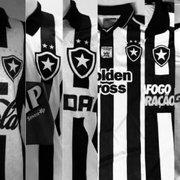 Lembra delas? Camisas que marcaram a história do Botafogo
