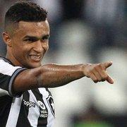 Chay chama Erik para jogar no Botafogo em postagem e torcida se empolga nas redes sociais