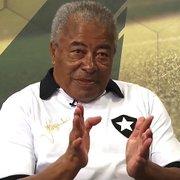 Recuperado da Covid-19, ídolo do Botafogo Jairzinho terá alta nesta segunda