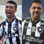 Respeite o Botafogo! André Lima conta que cobrou carinho de Kieza e Diego Souza antes da dupla jogar pelo clube