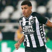 Agente de Cristiano Ronaldo pode levar Luis Henrique, do Botafogo, para Juventus, diz jornalista italiano