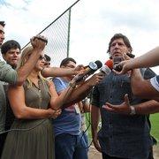 Wilson Gottardo recorda passagem como diretor-técnico no Botafogo: 'Meu médico disse que eu iria morrer'