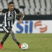 Luiz Otávio aposta em trunfo de ter sido lançado por Autuori no futebol para ter mais chances no Botafogo