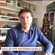 Cuca alerta que Flamengo 'está ficando desigual' e aposta na S/A: 'É a saída para o Botafogo'