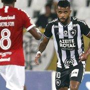 VP de finanças do Botafogo explica valor de R$ 18 milhões da troca de Lindoso e Alex Santana no balanço