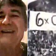 Carlos Roberto se arrepende do Botafogo não ter feito 9-0 no Flamengo e recorda pedidos para não marcar mais gols